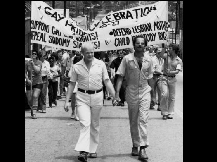 Civil Rights Gay 83
