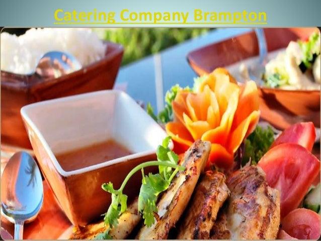 Catering Company Brampton