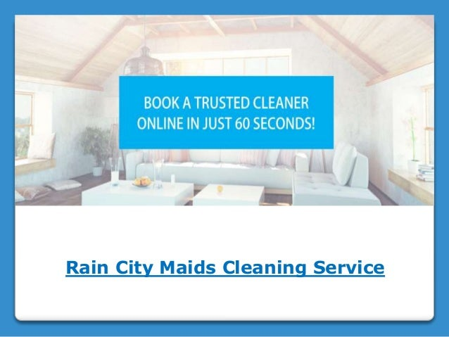 Rain city maids