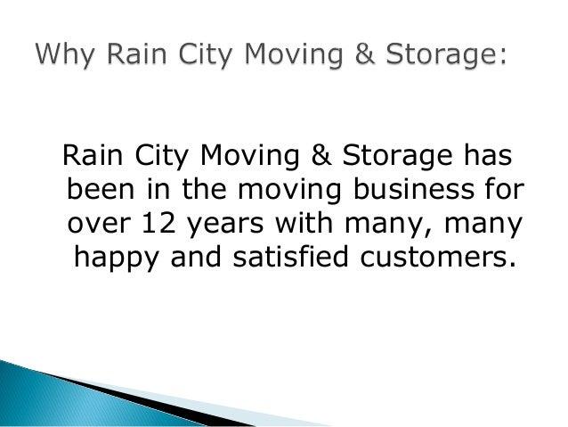 3. Rain City Moving U0026 Storage ...