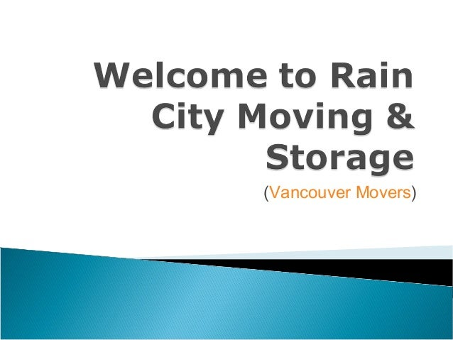 (Vancouver Movers)