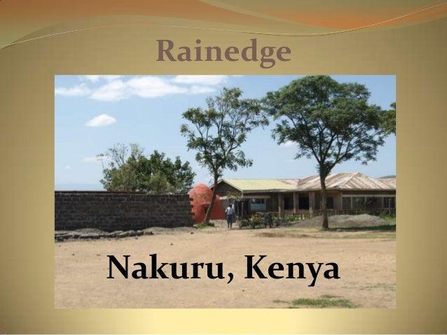 RainedgeNakuru, Kenya