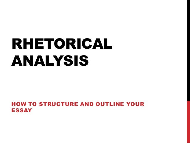 rhetorical analysis essay introduction Rhetorical analysis:  introduction  begin your essay by providing a  give the quotation and explain how or why it is a good example of the rhetorical tool you.