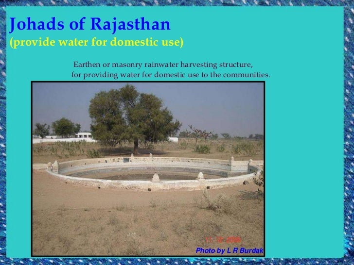 water harvesting and efficient land utilization Land use water harvesting a b s t r a c t along the path of water flowing in a  river  which was aimed at improving the precipitation use efficiency (agri-irwh.