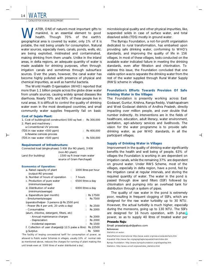 Phd Thesis On Rainwater Harvesting