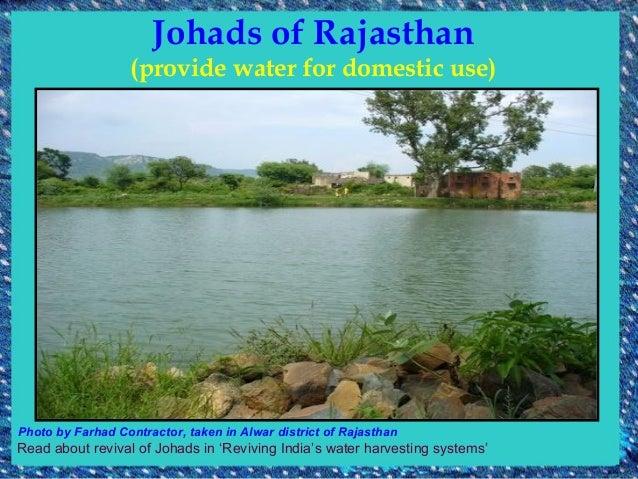 Rain Water Harvesting Need Of The Era