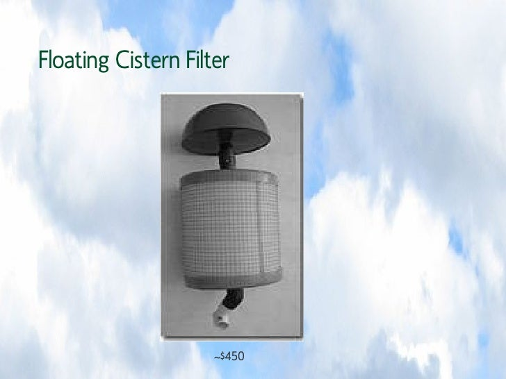 Rainwater Harvesting102611