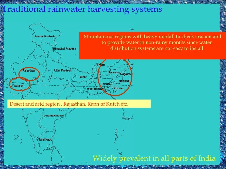 essay rain water harvesting india