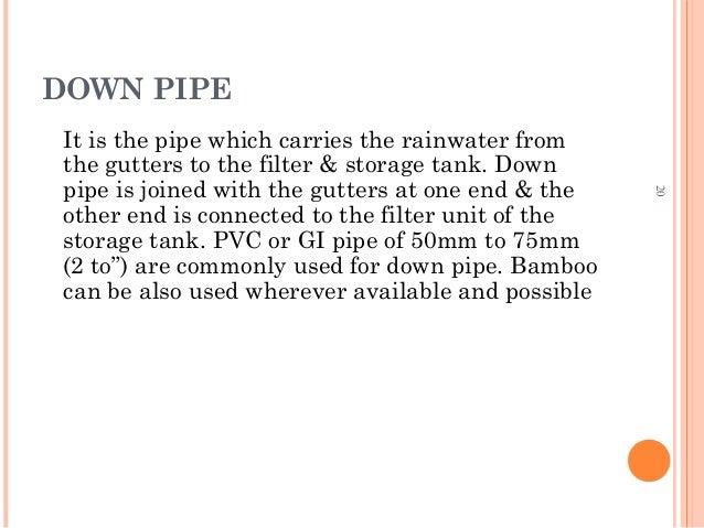 Rain Water Harvesting Amp Greywater Management