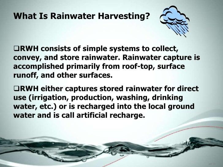 Rain Water Harvesting Vaibhav