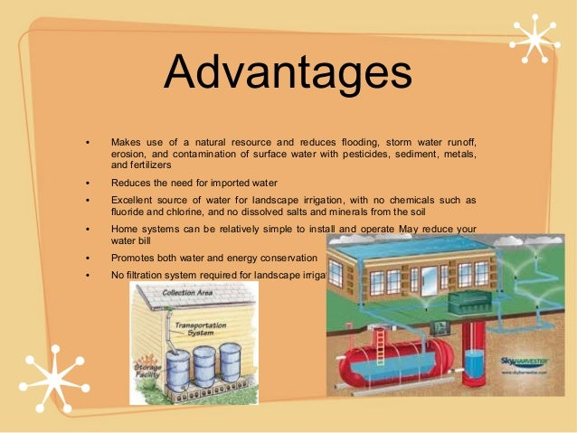 advantages and disadvantages of rain Just remember to consider both the advantages and disadvantages of rainwater harvesting before you settle on a decision image by slgckgc tags pros and cons rain rainwater harvesting.