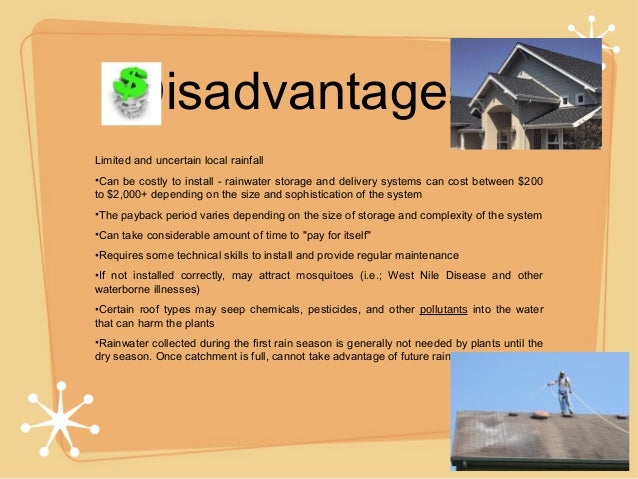 Rain Water Harvesting Powerpoint