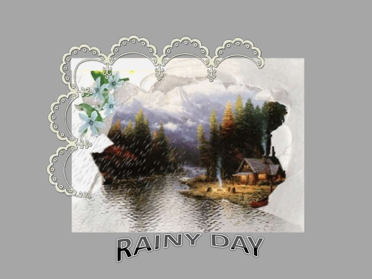 Rainy day 3
