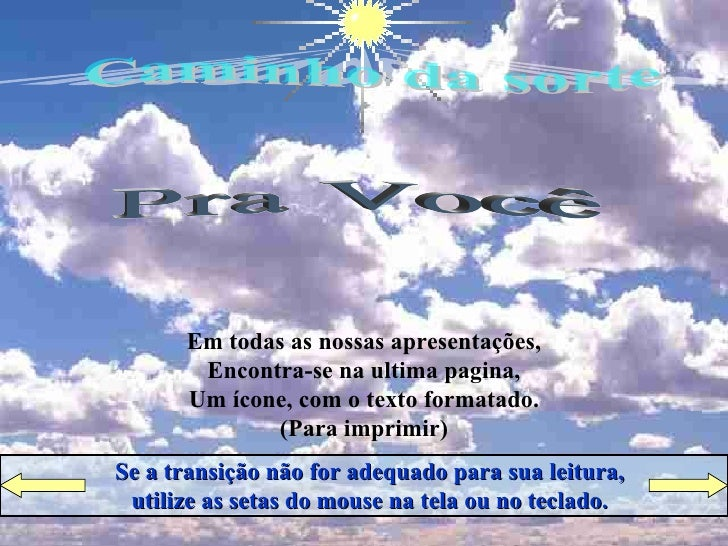 Raio de LuZ Apresenta Pra Você Caminho da sorte Ligue  o  Som Cruze  os  Braços Se a transição não for adequado para sua l...