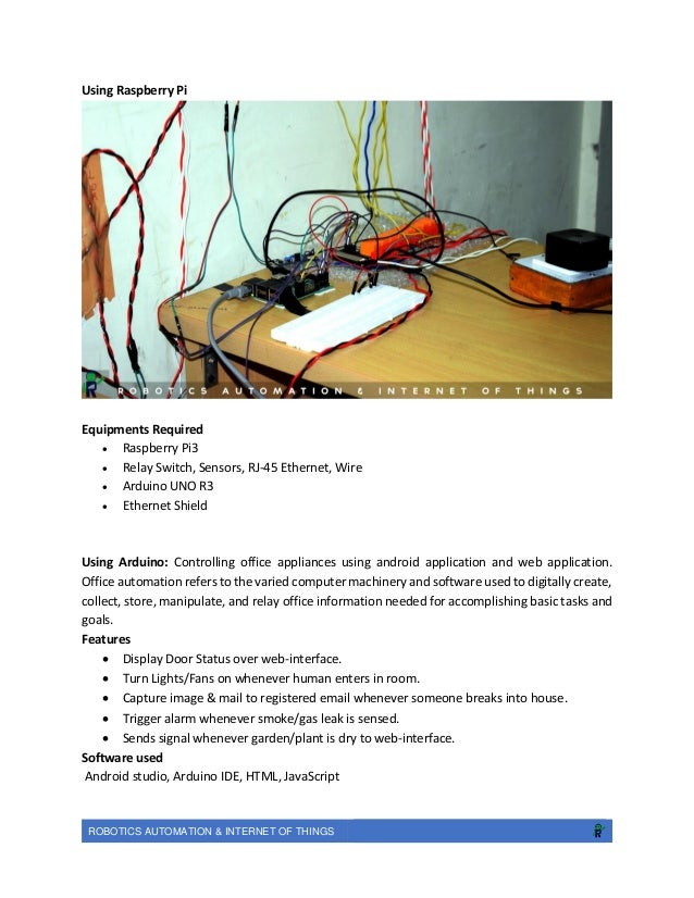 feasibility report on computer lab automation Technology building feasibility study business and computer technology division and industrial technology many of the lab spaces within the tech building are.