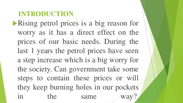 rising of petrol price Tensions in the middle east are causing petrol prices to skyrocket, how much will  it cost to fill up your tank this weekend.