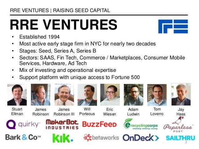 Raising Seed Capital Slide 3