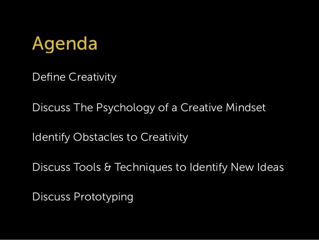 Raising The Bar NYC 6/2/2015: Cracking Creativity Slide 3