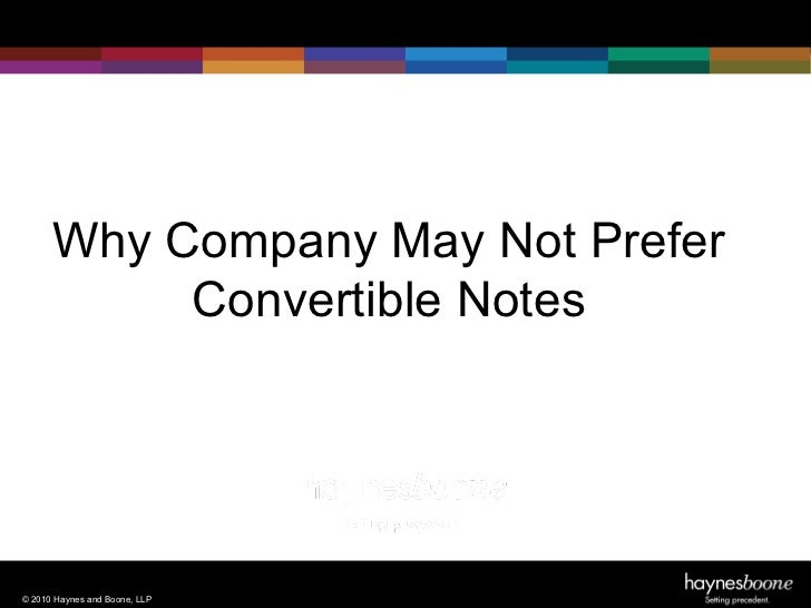 preference share and convertible note essay D price per share  preparing a venture capital term sheet  and the choice of designation is largely one of personal preference with no.