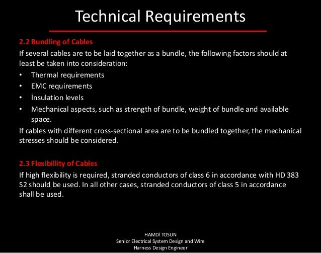Wiring Harness Design Engineer : Wiring harness design guidelines pdf diagram