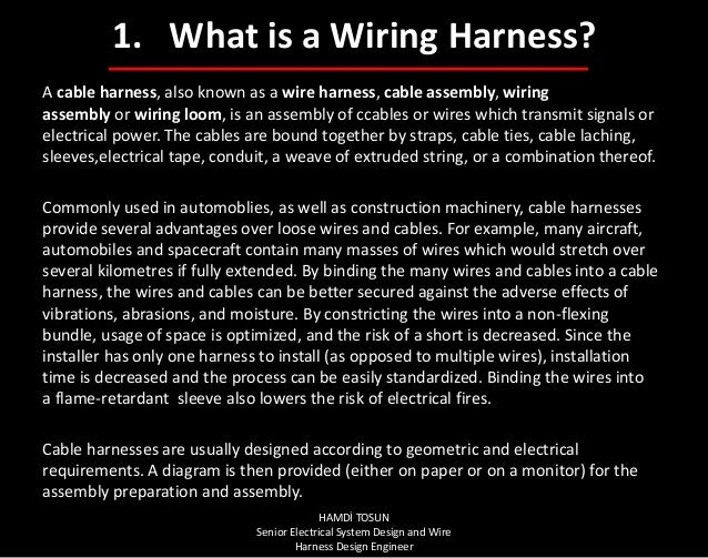 what is wire harness what is wire harnessing wiring diagrams rh parsplus co Wiring Harness Diagram define engine wiring harness