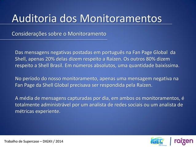 Implantação de um CRM  Trabalho de Supercase – DIGXII / 2014  Implantação de um software que melhore o fluxo de resposta a...