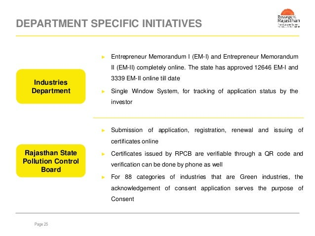 MSME Opportunities in Rajasthan