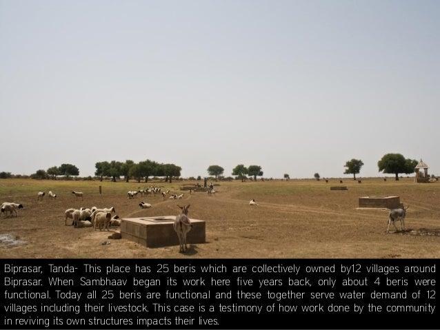 Rain Water Harvesting Synopsis