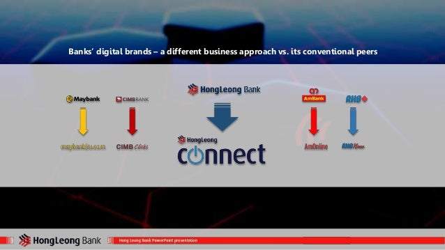 Banks' digital brands – a different business approach vs. its conventional peers