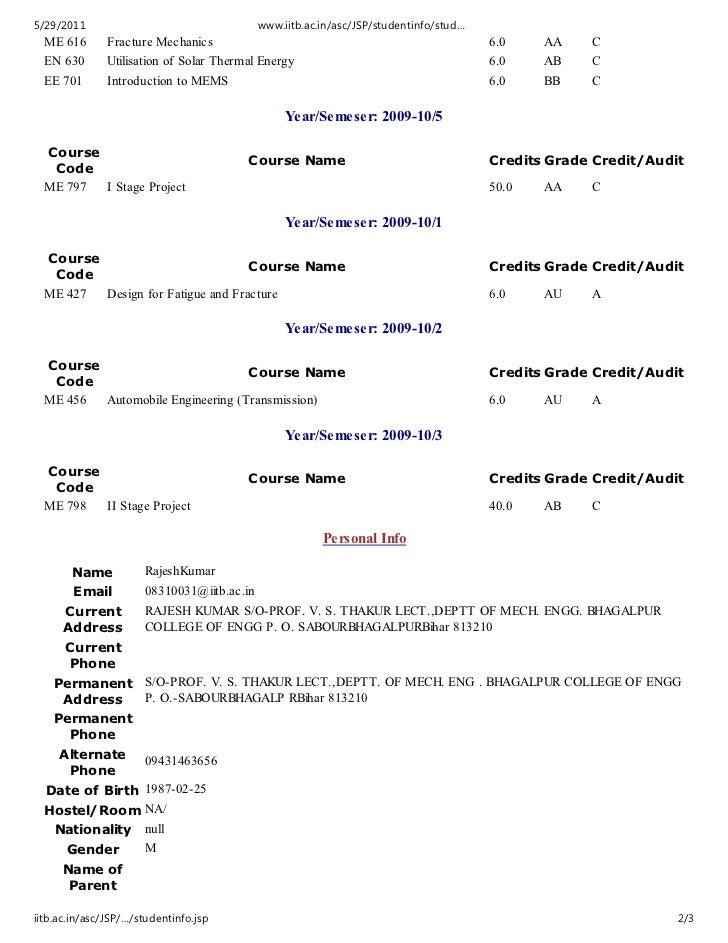 5/29/2011                                  www.iitb.ac.in/asc/JSP/studentinfo/stud…  ME 616       Fracture Mechanics      ...