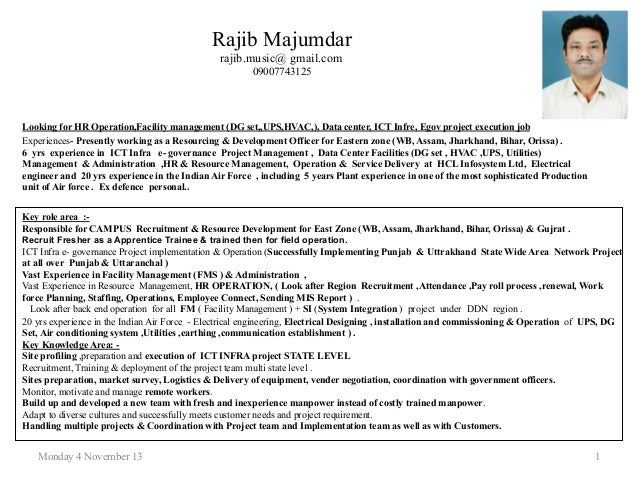 hvac resume samples tech template sle cv of electrical engineer