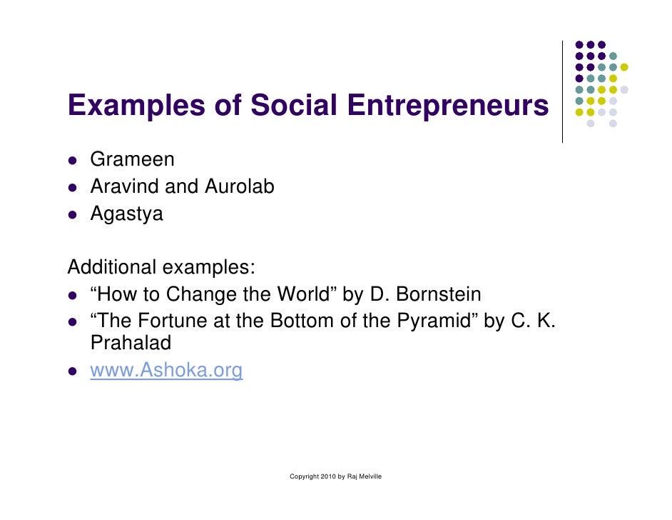 entrepreneurship examples thevillas co