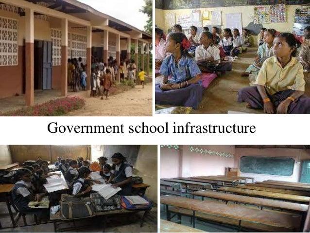 private school vs government school pdf