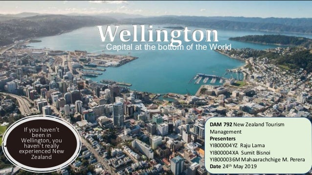 If you haven't been in Wellington, you haven't really experienced New Zealand WellingtonCapital at the bottom of the World...
