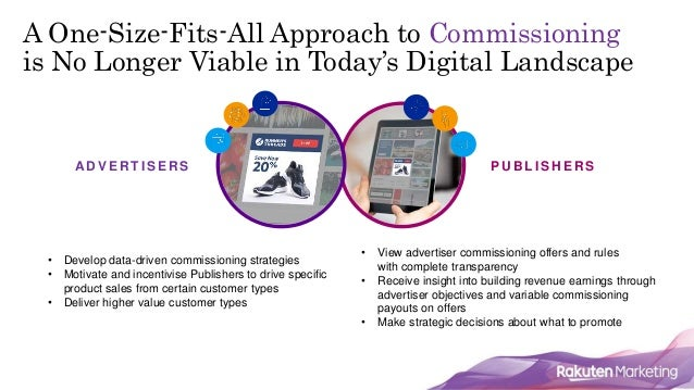 10 AD V E R T I S E R S A One-Size-Fits-All Approach to Commissioning is No Longer Viable in Today's Digital Landscape P U...