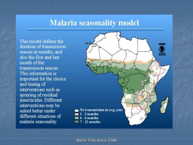 Le paludisme de montagne en Afrique Slide 2