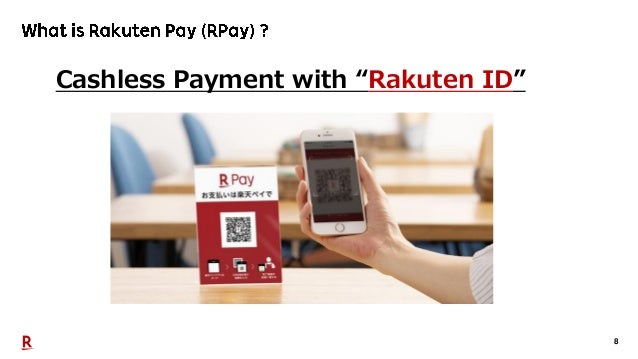 Rakuten Pay Mobile Payment Service of Choice