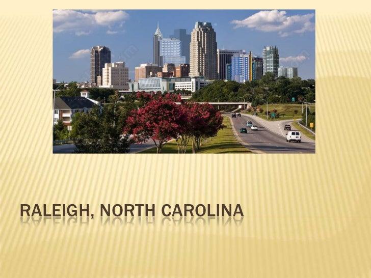 Raleigh, North carolina<br />