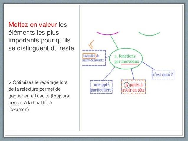 Mettez en valeur les éléments les plus importants pour qu'ils se distinguent du reste > Optimisez le repérage lors de la r...