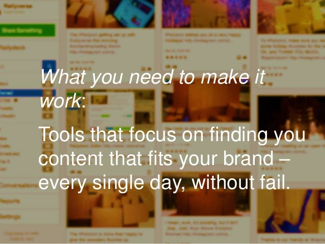 Enterprise Versus Personal Curation: How To Make Curation Work For Yo…