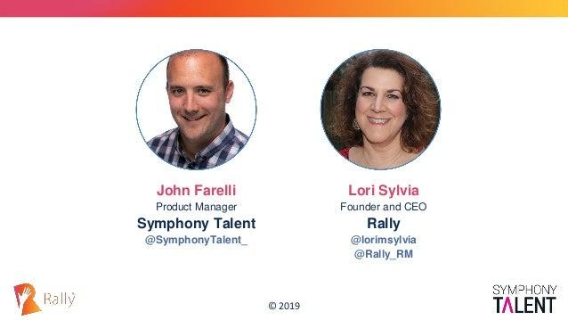 Rally Webinar: 2019 Job Advertising Trends Not to Miss Slide 3