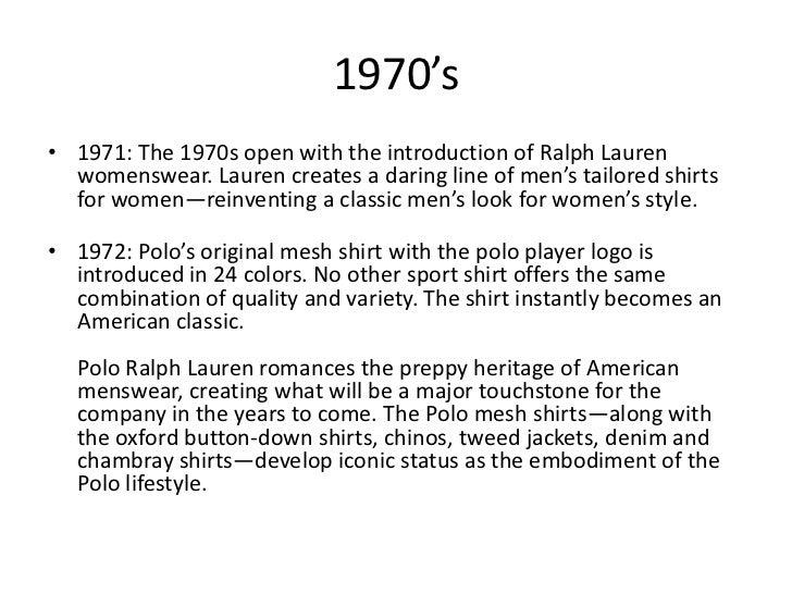 Polo Retail Audit Lauren Ralph Company BWQxeoCErd