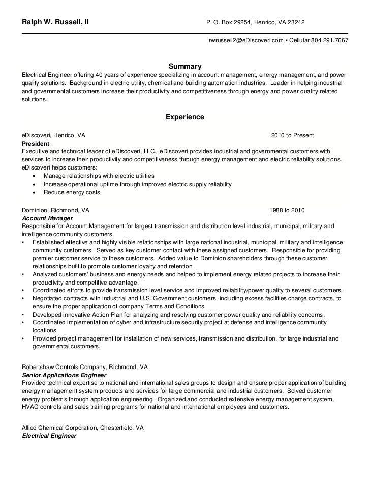 Ralph\'s Resume