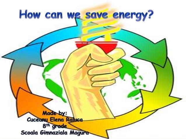 101 Ways to Save Energy