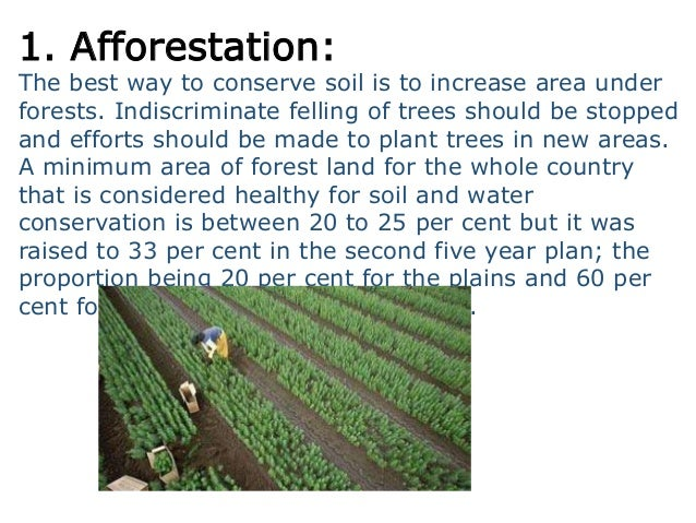 Soil for Soil 60 years