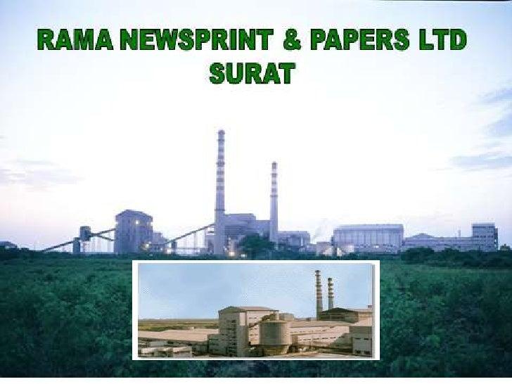 SR.NO.        CONTENTS         SLIDE NO. 01       Company profile        5 TO 8 02      Deinking Plant Flow               ...