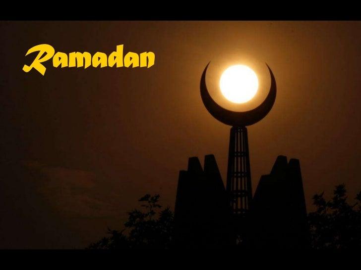 RamadanRamadan
