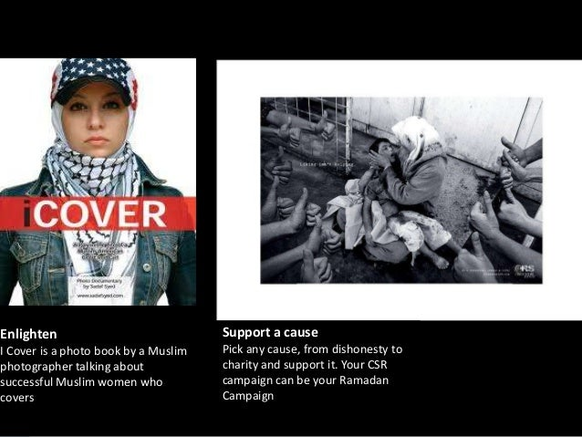 InsightsbyAyeshaSaeed www.CustomerTrendlog.comEnlightenI Cover is a photo book by a Muslimphotographer talking aboutsucces...