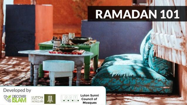 RAMADAN 101 Developed by