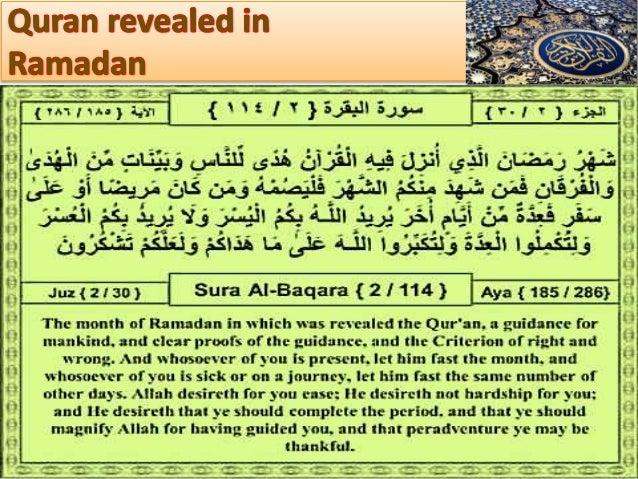 1-Tilawah or Recitation 2-Istima or Listening 3-Tarteel &Tajweed or recitation with rules 4-Hifz Memorization 5-Fahm or Un...